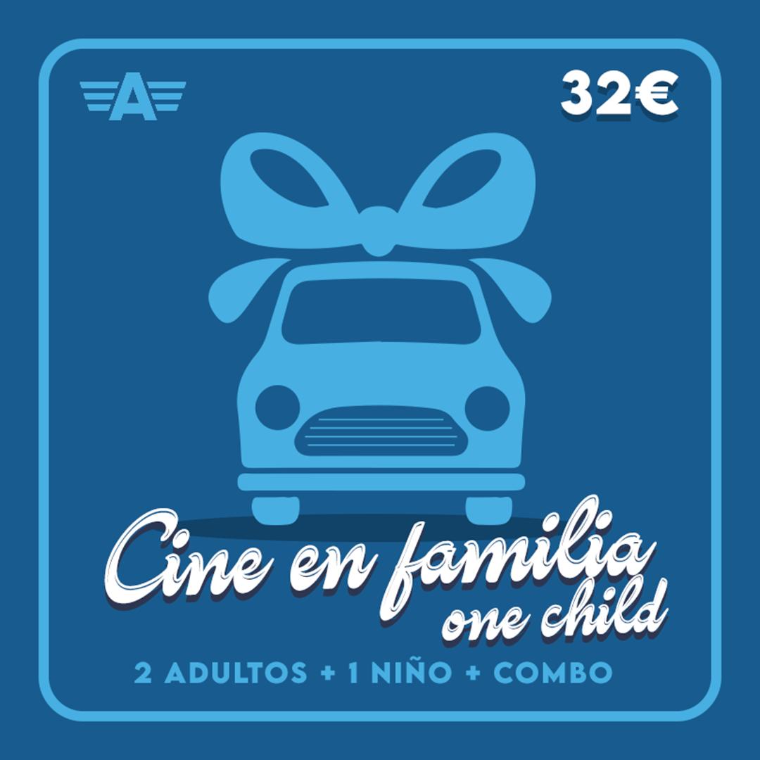 CINE EN FAMILIA ONE CHILD